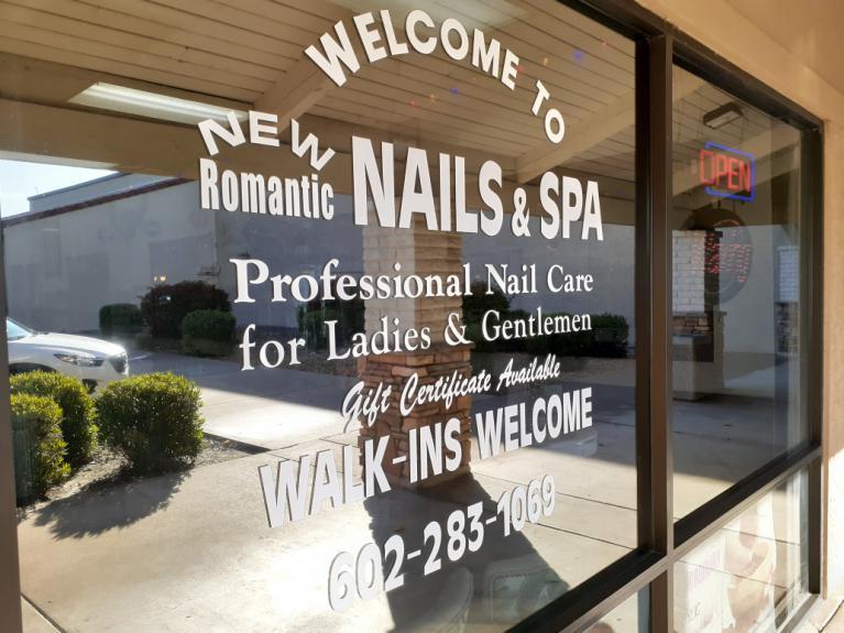 New Romantic Nail & Spa | Nail salon in Phoenix, AZ 85032 | Waxing